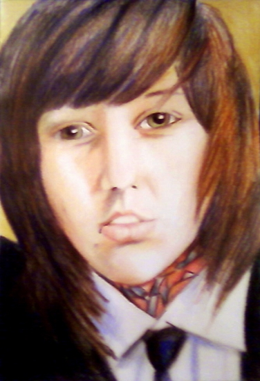 Oliver Sykes by ohioisforlovers